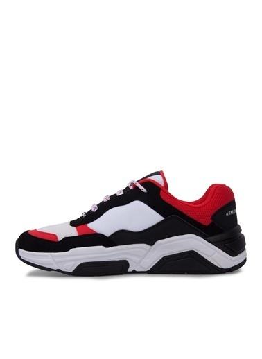 Armani Sneakers Renkli
